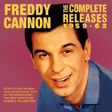 Freddy Cannon - Complete Releases 1959-1962