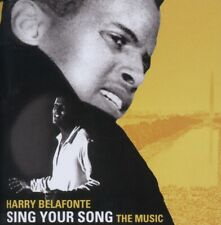 Harry Belafonte - Sing Your Song [Original Motion Picture Soundtrack]