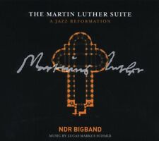NDR Big Band Hamburg - The Martin Luther Suite - A Jazz Reformation, 1 Audio-...