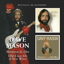 Dave Mason - Mariposa De Oro/Old Crest On A New Wave