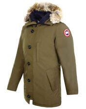New Mens Canada Goose Chateau Parka RRP £825 - Military Green