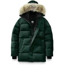 New Mens Canada Goose Carson Parka RRP £925 - Spruce Green