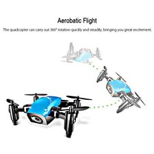 Foldable RC Mini Drone With 720 HD Camera Wifi Waterproof FPV App 1020p Hold
