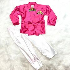 Vintage Wormser Saban Mighty Morphin Power Ranger Infantil Pijama""