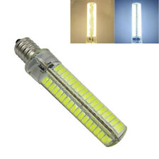 2X(LED Lampara de silicona regulable E17 5W LED Bombilla de maiz 136 SMD 57N5W5)