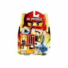 LEGO 2255 NINJAGO Sensei Wu Minifig w/ Spinner Set  2255 NEW sealed Retired