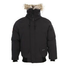 New Mens Canada Goose Chilliwack Bomber RRP £750 - Black