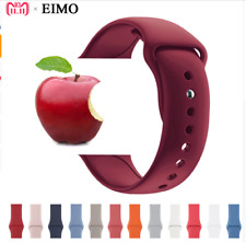 CINTURINO Silicone Per Apple Watch Band 42mm 44mm 40mm 38mm Iwatch Serie 4/3/2/1