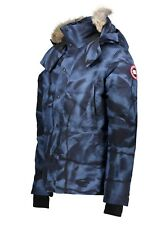 New Mens Canada Goose Wyndham Parka RRP £850 - Abstract Blue Camo