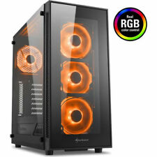 Gaming PC Ryzen 5 2600x AMD RX 590 8GB 8-16GB DDR4 500 GB SSD W10 PRO
