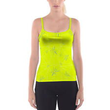 Joy Inside Out Disney Inspired Camisole Spaghetti Strap Tank Top