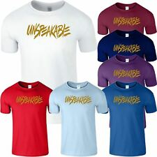 Unspeakable Mens Kids T Shirt Gamer Youtube Gaming Boys Girls Christmas T-Shirt