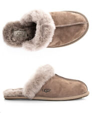 UGG W SCUFFETTE II Genuine Sheepskin Slippers Fall Winter Slippers