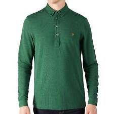 Farah Merriweather manga larga Polo Gillespie Marga verde