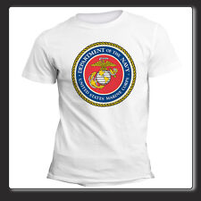 Camiseta Hombre Mujer 11,90 Armas Marine Cuerpo Flag USA Military