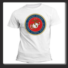 Camiseta Hombre Mujer 11,90 Armas Marine Cuerpo Reserve Flag Military usa