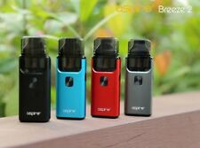 ASPIRE-0 BREEZE 2 II AIO ALL IN ONE POD STYLE START KIT 100% AUTHENTIC