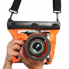 Underwater 20M/65ft  Diving Camera Housing Case Pouch Dry Bag Camera Waterproof
