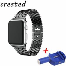 CRESTED link bracelet strap for apple watch band 42mm/38mm iwatch series 3/2/1
