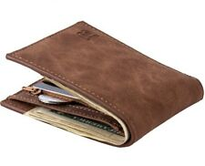 Wallet Men Faux Leather Bifold Credit Card Money Holder Ultra Thin Slim Wallets