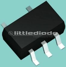ON Semiconductor SMF05T1G Quad Uni-Directional TVS Diode 200W 5-Pin SOT-323 x50
