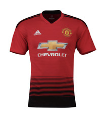 2018/19 | Adults | Manchester United Home Shirt | All Player Names & Customs