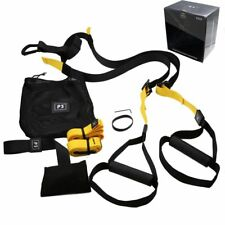 Training Straps Gym Workout Resistance Bands Fitness Hanging Suspension Exercise