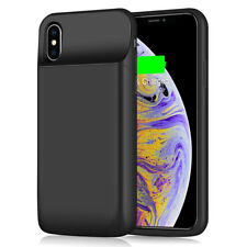 6000mAh Portable Rechargeable Battery Pack Charger Case For iPhone XS MAX/XR/X/8