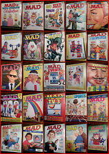MAD MAGAZINE - 1985-2009 Most are Near Mint - One Owner - *READ FOR DISCOUNTS*