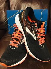 BRAND NEW IN BOX BROOKS GHOST 11 MENS RUNNING SHOES GREY BLACK SILVER ORANGE 093