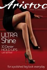 Aristoc-Ultra Shine Hold Ups-10 Denier