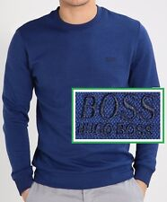 NWT Hugo Boss Green Label By Hugo Boss LOGO Crew Neck Sweatshirt