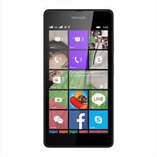 New Microsoft Nokia Lumia 540 8GB Black Dual Sim Unlocked Windows 8 Smartphone