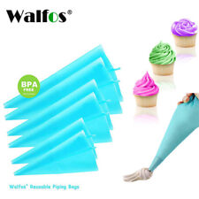 Piping Bag Icing Cake Pastry Cream Decorating Nozzle Reusable WALFOS Bags Tool