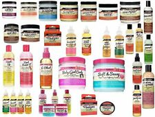 Aunt Jackie's Curls & Coils Moisturising Hair Care Styling Products Full Range