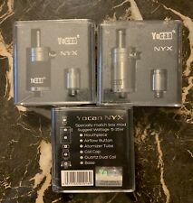 100% Authentic 1Yocan Nyx Kit Dual Coil US Seller Fast Free Same Day Shipping