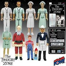 The Twilight Zone 3 3/4-Inch Figures Series Choose From Series 2 and 4