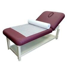TOA Supply Disposable Non Woven Paper Exam Table Bed Cover, White, 50 Sheet