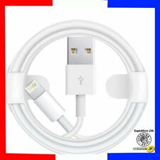 Cable Neuf pour IPhone Cordon Chargeur Data USB 8 pin 5 5+ 6 6+ 7 7+ 8 8+  X