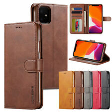 Luxury Leather Flip Wallet Case Cover Card Stand for iPhone XR XS Max 6 7 8 Plus