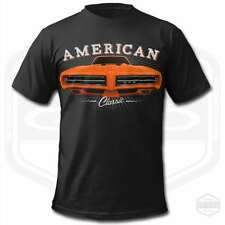 PONTIAC GTO THE JUDGE CLASSIC MUSCLE CAR T-SHIRT | Black Mens Made in the USA