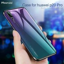 Huawei Mate-20 P20 Pro-Lite P-Smart P10/ P8 Cover Shockproof Silicone case Cover