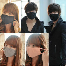 Mouth Face Mask Respirator Health Anti-Dust Cotton Cycling Sports for Men Women