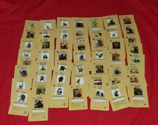 HEROQUEST custom expansion PARTS - CARD DECK - MONSTER STATISTICS - multi-list