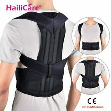 Back Posture Corrector Shoulder Lumbar Brace Spine Support Belt Adjustable
