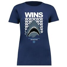 Womens Manchester City Premier League Tee- Navy