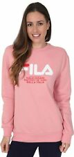 Fila Women's Agnese Boyfriend Fit Sweatshirt Pink Shadow - XS, S, M, L