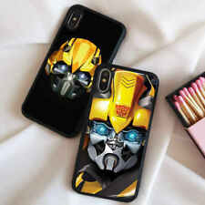 Bumblebee Transformers Tpu Phone Case Cover Skin For iPhone 7 8 XR XS 11 Pro Max