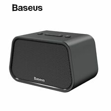 Baseus Wireless Bluetooth Speaker Mini Portable Outdoor Speaker 3D Stereo Music