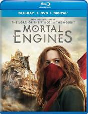 Mortal Engines 4K Ultra HD + Blu-ray + Digital Blu-Ray Extended Cut